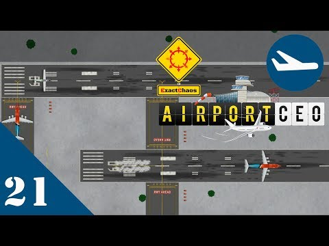 Airport CEO First Look 21 - Terminal A Revamp