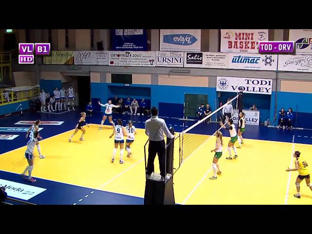 Todi vs Orvieto - 3° Set