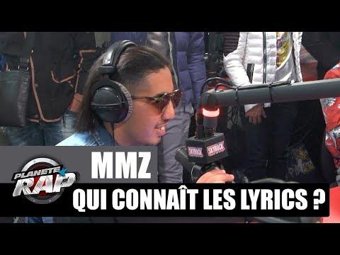 Youtube: MMZ – Qui connaît les lyrics? #PlanèteRap