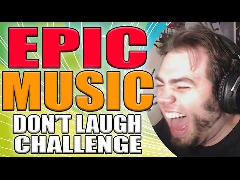 EPIC MUSIC DONT LAUGH CHALLENGE - Si cantas / bailas pierdes ?