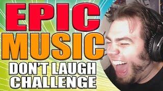 EPIC MUSIC DON'T LAUGH CHALLENGE - Si cantas / bailas pierdes ?