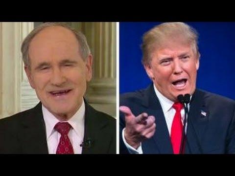 Sen. James Risch: We can do a lot better than Donald Trump