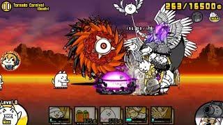 The Battle Cats ~ Tornado Carnival ⟨Deadly⟩ ~ NO GACHA