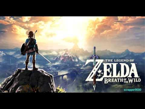 Main Theme 10 Hours- Zelda Breath of the Wild