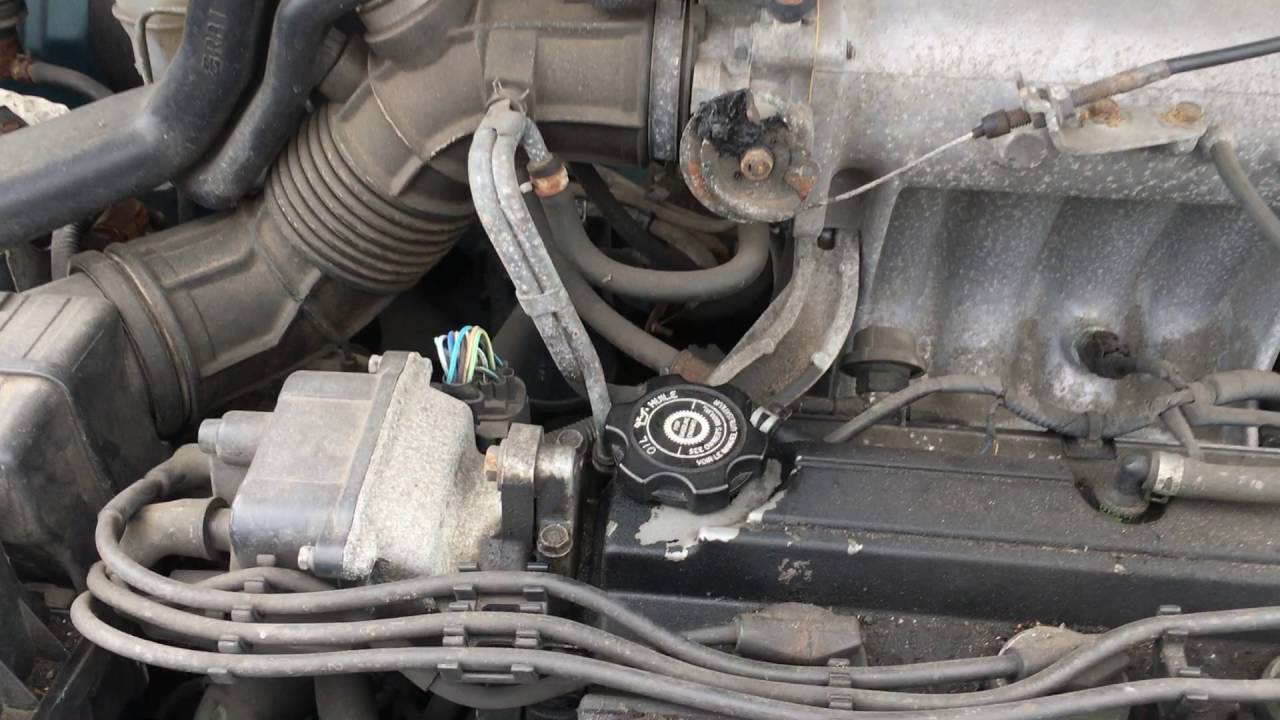 Контрактный двигатель Honda (Хонда) 2.0 B20B | Где купить? | Тест мотора