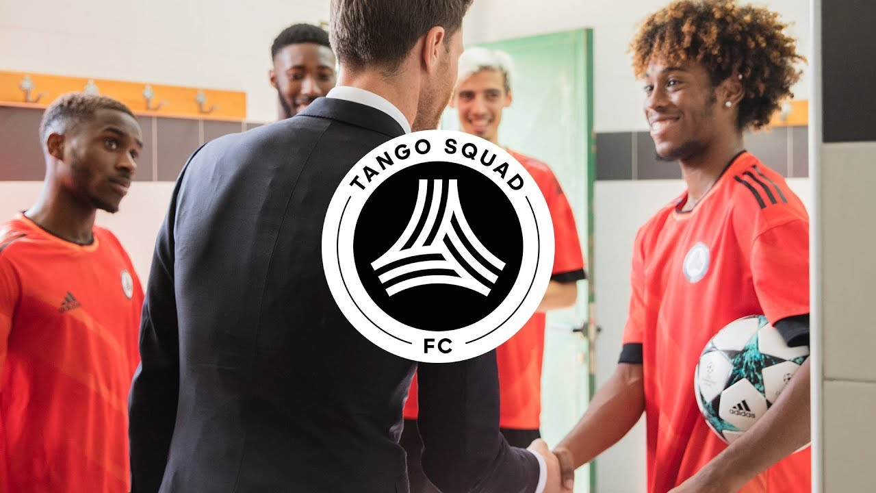 The First Test   Episode 2   Tango Squad F.C.