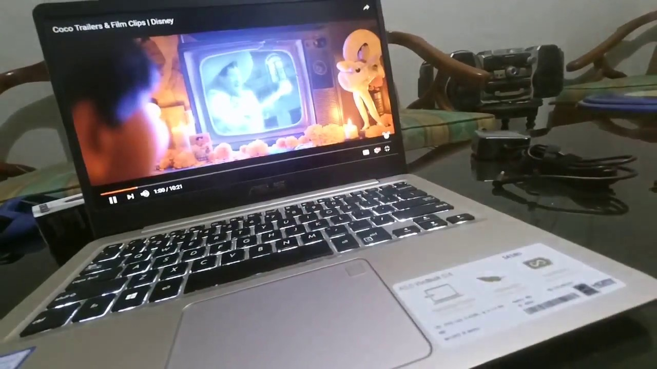 Asus Vivobook S410UN S14 Review Indonesia (after unboxing) tipis RAM 8GB i5  generasi 8