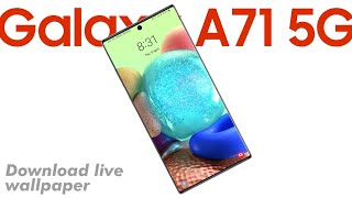 A71 Live Wallpaper Samsung Mp4 3gp Flv Mp3 Video Indir