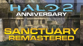 Halo 2 Anniversary Sanctuary Remastered at Gamescom!?