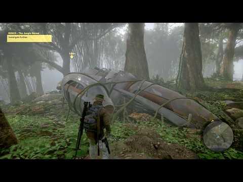 Ghost Recon Wildlands-PS4- Find the Predator.
