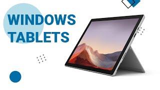 Top 7 Best Windows Tablets in 2020