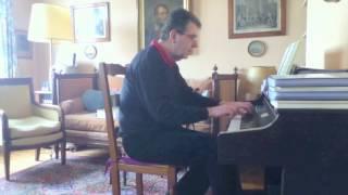Bal dans ma rue - Edith Piaf - Michel Emer - Piano
