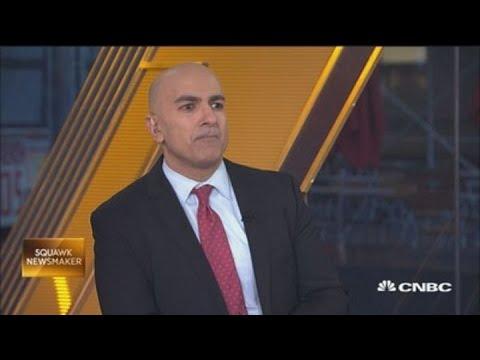 Watch CNBC's full interview with Minneapolis Fed President Neel Kashkari