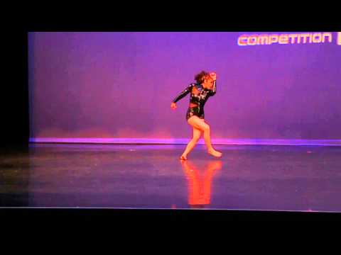 LEXIE BARGEN- Synergy Dance Competition 2015