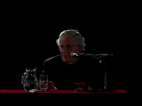Noam Chomsky - The Golden Rule