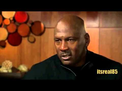 Remember what Michael Jordan originally thought about the