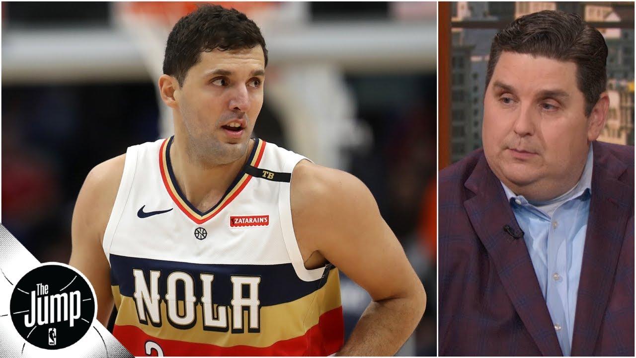 Bucks acquire Nikola Mirotic from Pelicans as part of 3-team trade