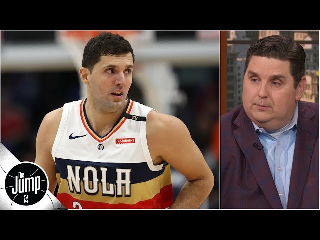Bucks' trade for Nikola Mirotic is a 'grand slam deal' – Brian Windhorst | The Jump