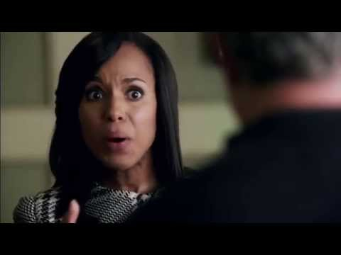 OLIVIA POPE- Scandal 4x9 Best Scene Ever
