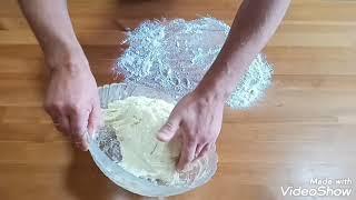Домашний хлеб Очень быстро и вкусно