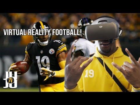 Virtual Reality Football?!