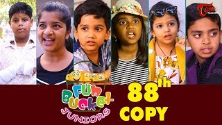 Fun Bucket JUNIORS | Episode 88 | Kids Funny Videos | Comedy Web Series | By Sai Teja | TeluguOne