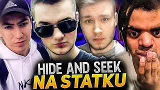 HIDE AND SEEK NA STATKU
