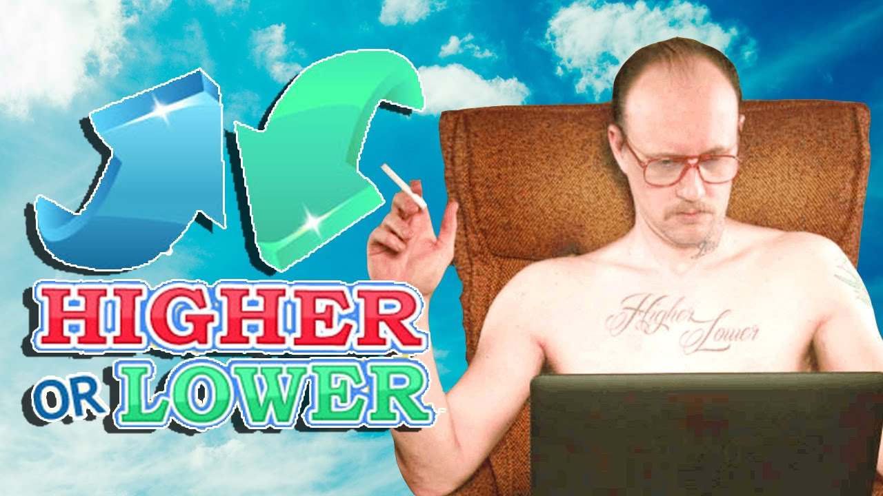 GAME OF SEARCH | The Higher Lower Game #1 - YouTube