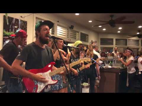 Tubby Love & Amber Lily Live at The Local kauai