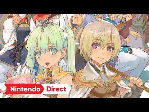 ルーンファクトリー4スペシャル/ルーンファクトリー5 [Nintendo Direct 2019.2.14]