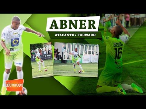 Abner Gomes Faria - Atacante - www.golmaisgol.com.br