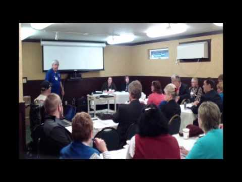 Alaskan Republican Party SCC meeting on 9/22/2012