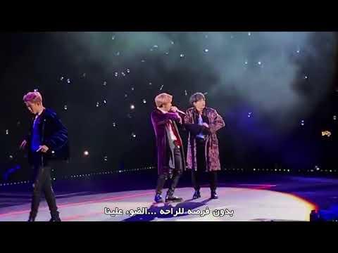 BTS CYPHER PT4 Live Arb Sub (مترجمة عربي)
