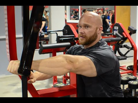 How to Effectively Train REAR Delts - IFBB Pro Benjamin Pakulski