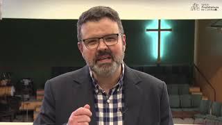 DEUS CONOSCO - Diário de um Pastor - Reverendo Marcelo Pinheiro - Mateus 1:23 - 08/09/2021