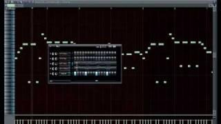 [FL STUDIO] HeadHunterz and Wildstylez 16 melody
