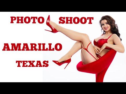 Photoshoot BEHIND THE SCENES Playboy Playmate Model Travel Vlog | Boudoir Photography | Amarillo TX
