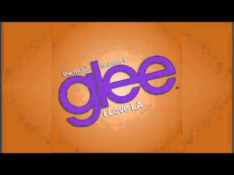 Glee - City Of Angels - I Love L.A