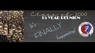 Shikellamy High School Class of 2000 15 year Reunion Video