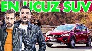 En Ucuz SUV | 2021 Dacia Sandero Stepway