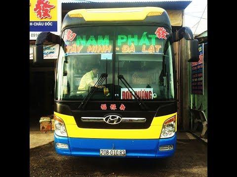 Nhà Xe Nam Phát - Tây Ninh - Châu Đốc, An Giang, Tây Ninh Đà Lạt