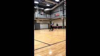 Best 1 on 1 Basketball Moves of 2018 so far! Victim of Police Brutality!