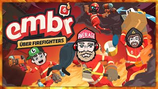 House on fire? Download the Embr app today! Our uber firefighters will be on the scene in no time!