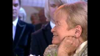 ЮБИЛЕЙНЫЙ ВЕЧЕР АЛЕКСАНДРЫ ПАХМУТОВОЙ. 08.11.09.