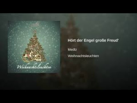 Hört Der Engel Große Freud' Lyrics Deutsch