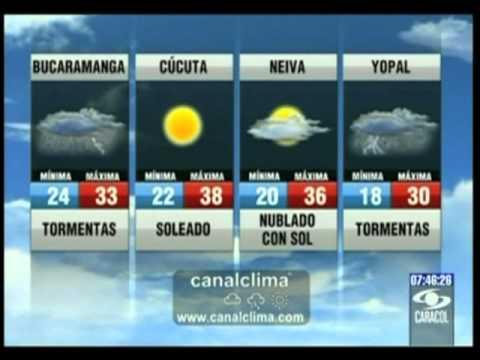 Pron stico del clima para el 11 de septiembre youtube for Pronostico del tiempo accuweather