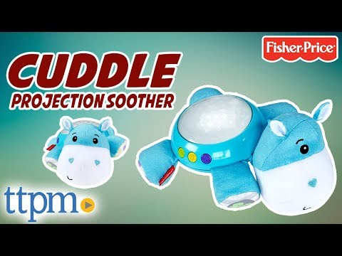 Cuddle Projection Soother [Review & Instructions] | Fisher-Price Toys For Infants