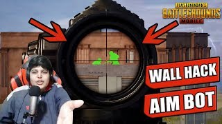 Pubg Mobile Hackers killed Cosmic YT and Kronten | Wall hacks & Aimbot