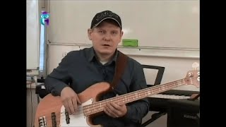 Уроки музыки # 9. Бас-гитара. Павел Протасов