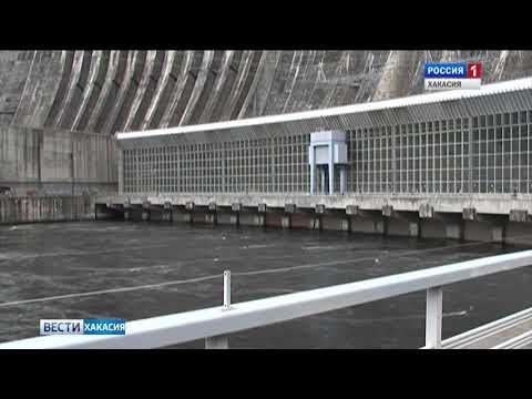 Уровень воды в Енисее может подняться 16.08.2019
